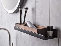 Porta asciugamani / mensola bagno in alluminioASSIST - ALAPE