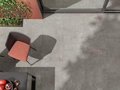 ARIOSTEA, ASTRA FOG Pavimento/rivestimento in gres porcellanato effetto pietra per interni