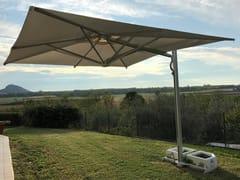 Scolaro Parasol, ASTRO SPACEGRAY Ombrellone orientabile con palo laterale