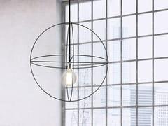 Lampada a sospensione in metalloASTROLABIO   Lampada a sospensione - ADRIANI E ROSSI EDIZIONI