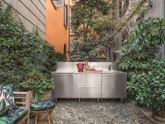Cucina da esterno in acciaio inoxATELIER 19 - ABIMIS IS A PRISMA S.R.L. BRANDMARK