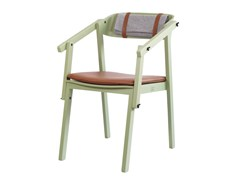 Sedia con cuscino integratoATELIER | Sedia - ASKIA