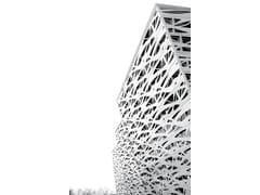 Rivestimento modulare in lastre gregate,piane,piene, forateATENA ARCHITECTURAL  SHEET - ATENA