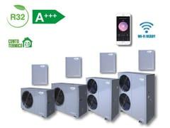 Pompa di calore ad aria/acuqa multi-splitATHENA R32 SPLIT - TEKNO POINT ITALIA