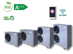 Pompa di calore ad aria/acqua monobloccoATHENA R32 MONOBLOCCO - TEKNO POINT ITALIA