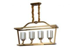 Lampada a sospensione a luce diretta in metalloATLANTA | Lampada a sospensione - ARREDIORG