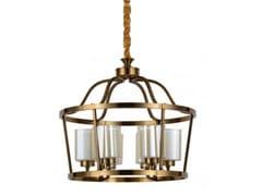 Lampada a sospensione a luce indiretta in metalloATLANTA | Lampada a sospensione in metallo - ARREDIORG