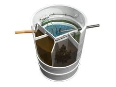 Impianto di depurazione biologica delle acque reflueATLAS AT PLUS - DORABALTEA GROUP