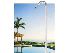 Ama Luxury Shower, ATLAS | Doccia esterna in acciaio inox  Doccia esterna in acciaio inox