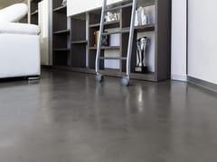 Pavimento/rivestimento continuo per interni ed esterniATRIAFLOOR IN OUT - COLORIFICIO ATRIA