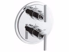 Miscelatore termostatico per vasca/doccia con deviatore ATRIO CLASSIC JOTA | Miscelatore per vasca a 2 fori - Atrio Classic
