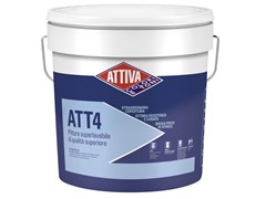 Idropittura superlavabile ad alte prestazioniATT4 - ATTIVA