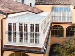 Veranda in metalloATTICO - CAGIS
