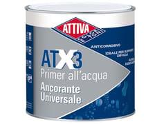 Primer all'acqua ancorante universaleATX3 - ATTIVA