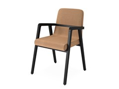 Sedia in tessuto con braccioliAURA | Sedia con braccioli - BLIFASE