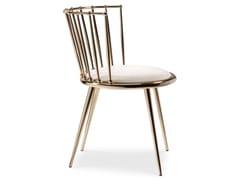 Sedia in metalloAURORA | Sedia - CANTORI