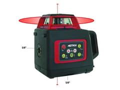 Autolivello laserAUTOLIVELLO LASER ROTATIVO SL-RED - METRICA