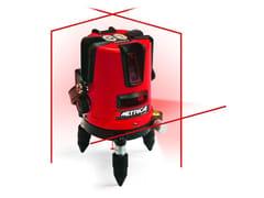 Autolivello laserAUTOLIVELLO LASER SQ RED - METRICA