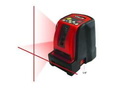 Autolivello laserAUTOLIVELLO LASERBOX 2 GOMMATO - METRICA