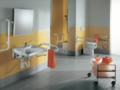 Lavabo ergonomicoAUTONOMY Y0BV01 - HATRIA