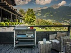 Modulo cucina freestanding con piastra teppanyakiAUXILIUM 697110 | Modulo cucina freestanding - JOKODOMUS