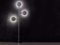 Lampada da terra a LED orientabile AVVENI FLOOR 3 - Avveni