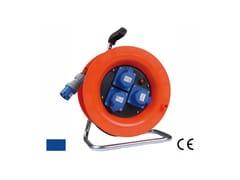 Avvolgicavo industrialeAVVOLGICAVO 3 IP44 230 V - MAURER PLUS FERRITALIA