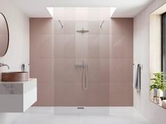 Flair Showers, Walk in AYO doppia entrata Box doccia a doppio ingresso con due barre stabilizzatrici