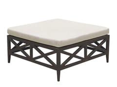 Poggiapiedi in alluminio verniciato a polvereAZIMUTH CROSS | Poggiapiedi - JANUS ET CIE