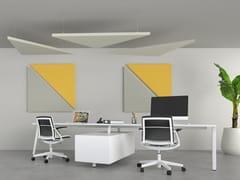 Pannello acustico a pareteSAIL | Pannello acustico a parete - CARUSO DESIGN