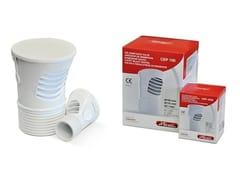 Aeratore a membrana per colonne di ventilazioneAeratore a membrana - NICOLL BY REDI