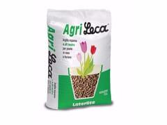 Laterlite, AGRILECA Argilla espansa a ph specifico per giardini pensili