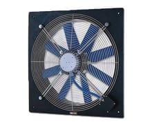 Ventilatori ad estrazione verticale per la ventilazioneAir-plate® EVC - CAODURO