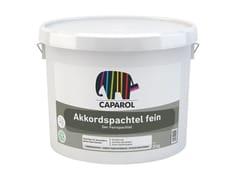 Stucco in pasta a base di resina sintetica per interniAkkordspachtel fein - DAW ITALIA GMBH & CO. KG