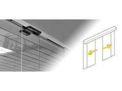 Porta scorrevole in vetroPorta in vetro - GILGEN DOOR SYSTEMS