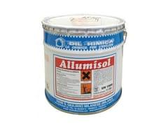 Vernice Resino Bituminosa AlluminataAllumisol - EDILCHIMICA