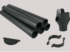 Accessori per copertureComplementi di lattoneria in alluminio - SACAP