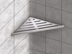 Mensola bagno in alluminioMensola doccia in alluminio - GENESIS