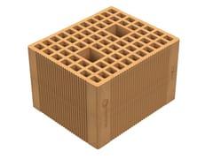 SIAI, Alveolater® 45 BIO - PZS 30x25x19 Blocchi portanti ad alte prestazioni termiche in laterizio