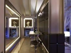 Sistema domotico per gestione luci per strutture alberghiereScenografie luminose per hotel - MICRODEVICE