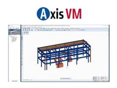 S.T.A. DATA, Axis VM Software per progettazione strutture in c.a., acciaio, legno