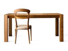 Tavolo allungabile rettangolare in legnoB-136 | Tavolo - DALE ITALIA