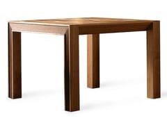 Tavolo allungabile rettangolare in legnoB-138 | Tavolo - DALE ITALIA
