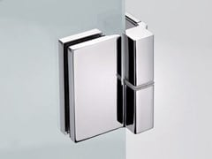 Cerniera per box doccia in ZamakB-501 DX-SX - METALGLAS BONOMI