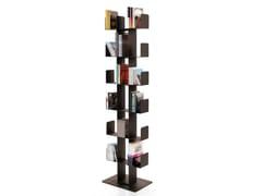 Libreria autoportante bifacciale modulare in acciaioB.BLOS - BBB
