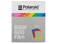 Pellicola fotografica B&W FILM FOR 600 HARD COLOR FRAMES - POLAROID ORIGINALS®