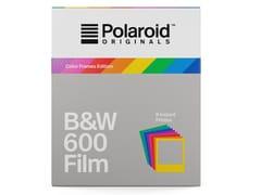 Pellicola fotograficaB&W FILM FOR 600 HARD COLOR FRAMES - POLAROID ORIGINALS®