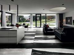Floor Gres, B&W_MARBLE Pavimento/rivestimento in gres porcellanato effetto marmo