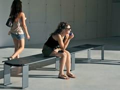 CYRIA, Panchina modulare Panchina modulare senza schienale