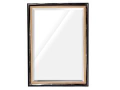 Specchio rettangolare in legno con corniceB4 | Specchio - THEA